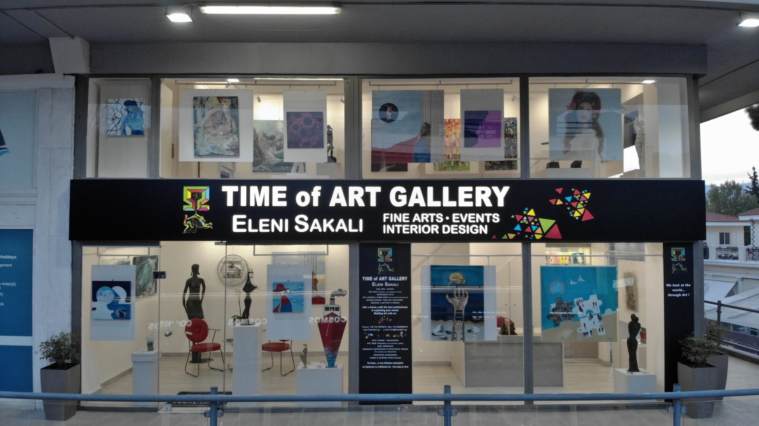 Time of Art Gallery